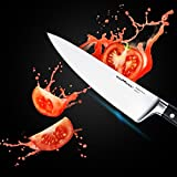 Godmorn Chef Knife 8 inches, Kitchen Knife,AUS-8