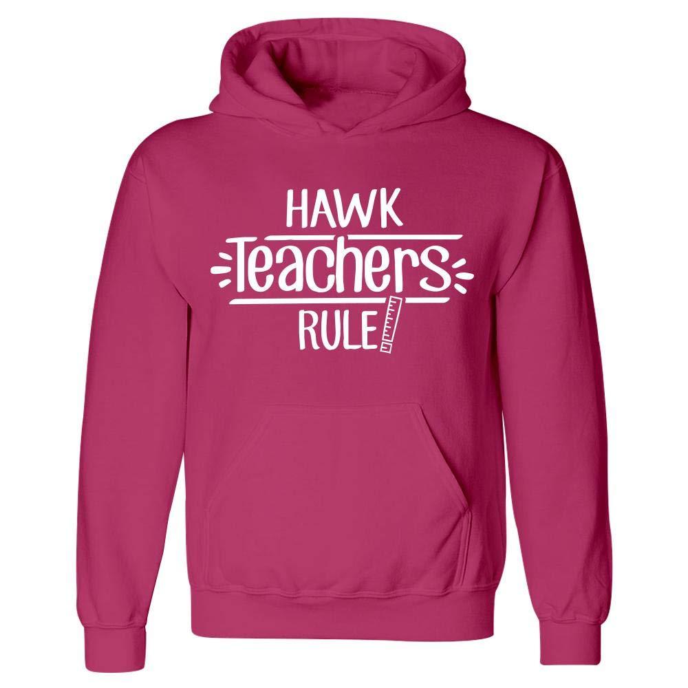 Hawk Teachers Rule Hoodie
