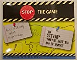 Game for Kids and Family Enjoy this fun book to play and excercise your brain to see who is the first to STOP!