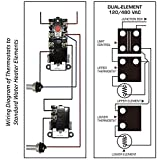 EWH-01 Electric Water Heater Tune-Up Kit, Includes