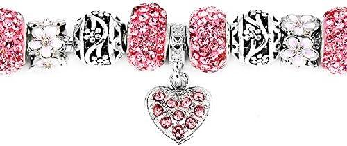 Fablcrew Bracelet Femme Fantaisie Bracelet perl/é Bracelet Femme Pas Cher