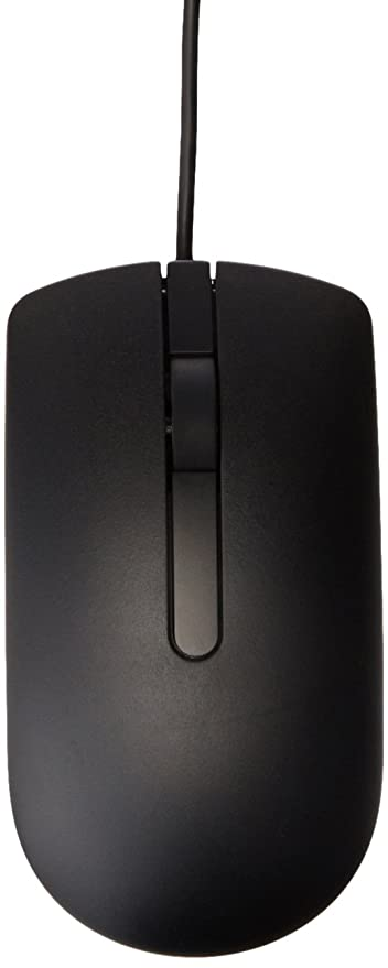 Dell MS116 1000DPI USB Wired Optical Mouse Mice