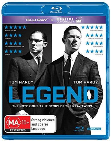 Legend | NON-USA Format | Region B Import - Australia