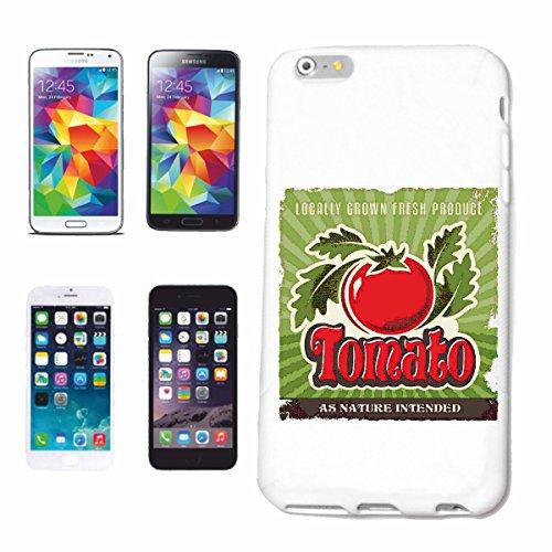 caja del teléfono iPhone 7+ Plus CALORÍAS tomate tomates DIETA DECRECIENTES hortalizas Frutas ALIMENTO SANO tomate Estilo de vida MODA STREETWEAR HIPHOP SALSA LEGENDARIO Caso duro de la cubierta Tel