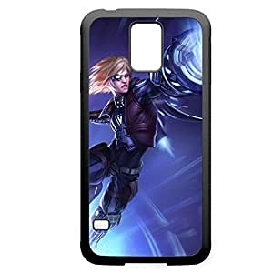 Ezreal-003 League of Legends LoL For Case Samsung Note 4 Cover - Hard Black