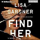 Find Her Audiobook by Lisa Gardner Narrated by Kirsten Potter