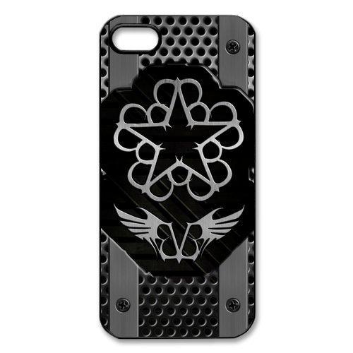 innovative design 5b2ed 8240b Black Veil Brides iPhone Case for iphone 5/5s, Well-designed TPU ...