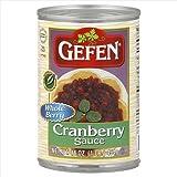 Gefen Sauce Cranbry Whole