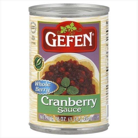 Gefen Sauce Cranbry Whole by Gefen