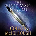 First Man in Rome Audiobook by Colleen McCullough Narrated by Stanley McGeagh