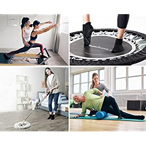 Womens & Mens Low Cut Socks,DIBAOLONG 6-Pair Ankle No Show Athletic Short Cotton Socks