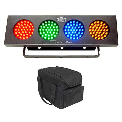 - Chauvet DJ Bank RGBA LED Wash Effect Light Strip + Carry Bag