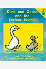 Early Reader: Duck and Goose and the Perfect Puddle Paperback