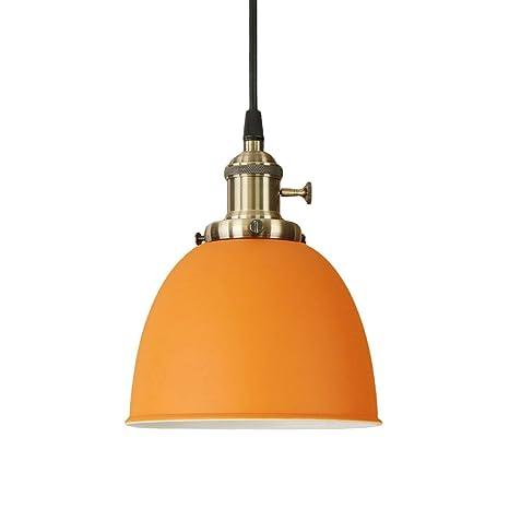 Colgante lámpara de techo lámparas de araña retro simple Loft ...