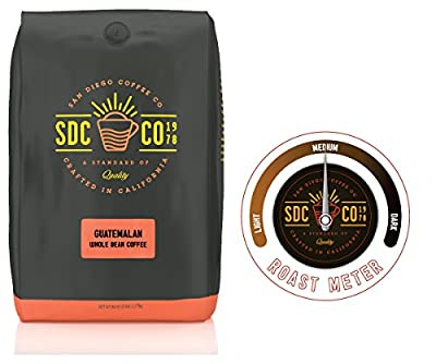 San Diego Coffee Guatemalan, Medium Roast
