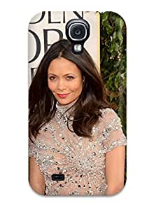 Best 3289490K42981224 Tpu Phone Case With Fashionable Look For Galaxy S4 - Thandie Newton