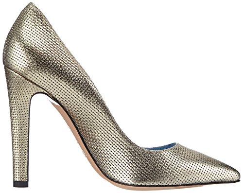 Pollini W.SHOE - zapatos de tacón cerrados de piel mujer dorado - Gold (Platinum 900)