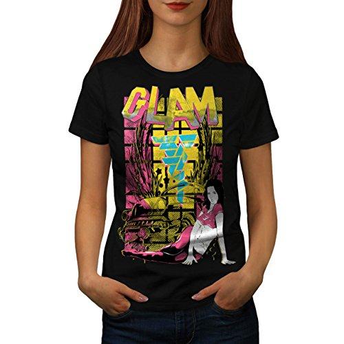 Lowrider Womens Socks (Glam Girl Low Rider Nurse Style Women NEW M T-shirt |)