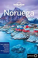 Spanish language edition of Lonely Planet's Norway 7