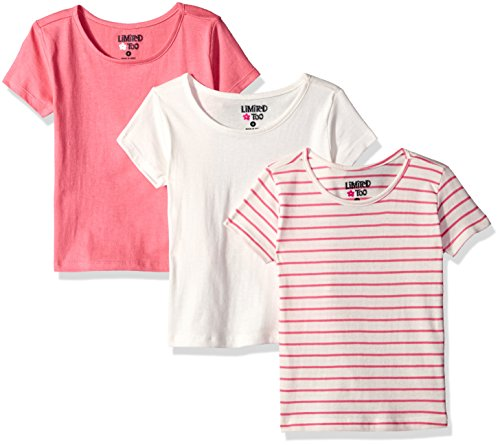 limited-too-girls-3-pack-short-sleeve-t-shirts