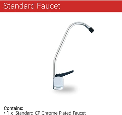 Reverse Osmosis Standard type CP Chrome Plated Non Air Gap Water Filter Faucet