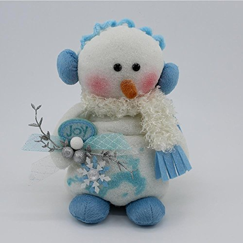 Cg 47626 Joy Sitting Snowman Figurines, ()