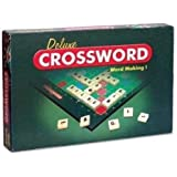 TanMan Deluxe Crossword Word Making Game / scrabble game