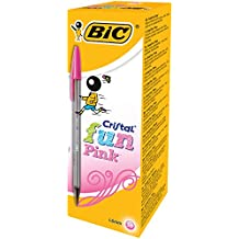 Bic Cristal Fun Ball Pen_Parent Pack 20