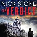 The Verdict Hörbuch von Nick Stone Gesprochen von: David Thorpe