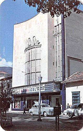 (Teatro Lido Medellin Columbia Postcard)