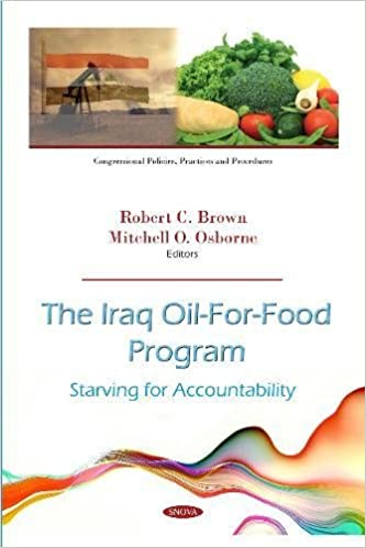 Robert C. Brown - The Iraq Oil-for-food Program