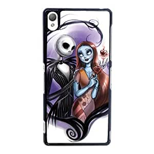 Sony Xperia Z3 Cell Phone Case Black Sally Jack Nightmare Before Christmas ST1YL6757941