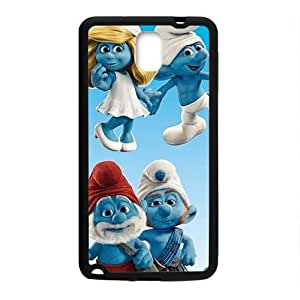 Charming The Smurfs Cell Phone Case for Samsung Galaxy Note3