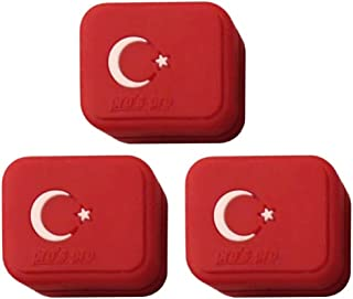 Tennis Dampener National Flag Turkey Antivibrateur Pro H071s