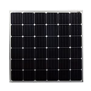 51lOwq8B82L. SS300  - 150 Watt Monocrystaline Solar Panel - Mighty Max Battery brand product