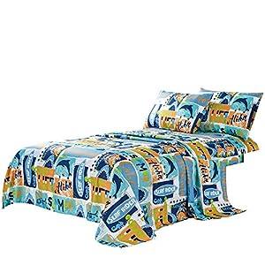 51lOx01KSCL._SS300_ Surf Bedding Sets & Surf Comforter Sets