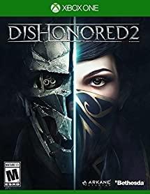 Amazon dishonored 2 xbox one standard edition bethesda dishonored 2 xbox one standard edition sciox Choice Image