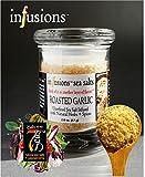 Real Roasted Garlic infused Sea Salt