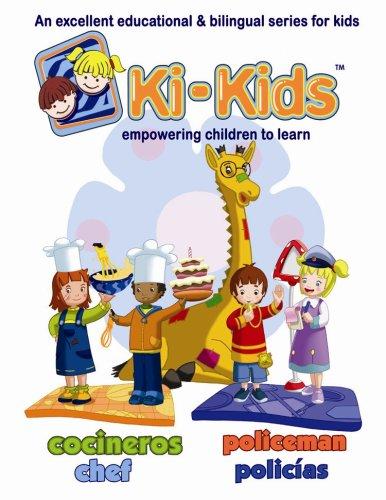 Ki-Kids: Policeman (Policias) / Chef (Cocineros)