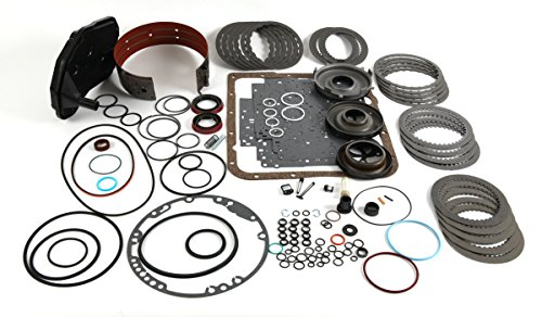 4L60E Transmission Rebuild Kit 1997-2003 + frictions, filter, band
