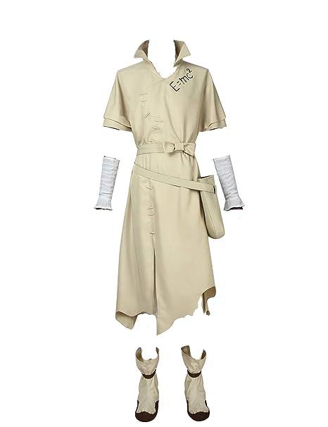 Amazon.com: Disfraz de Ishigami de Dr.Stone Senku de WOSHOW ...