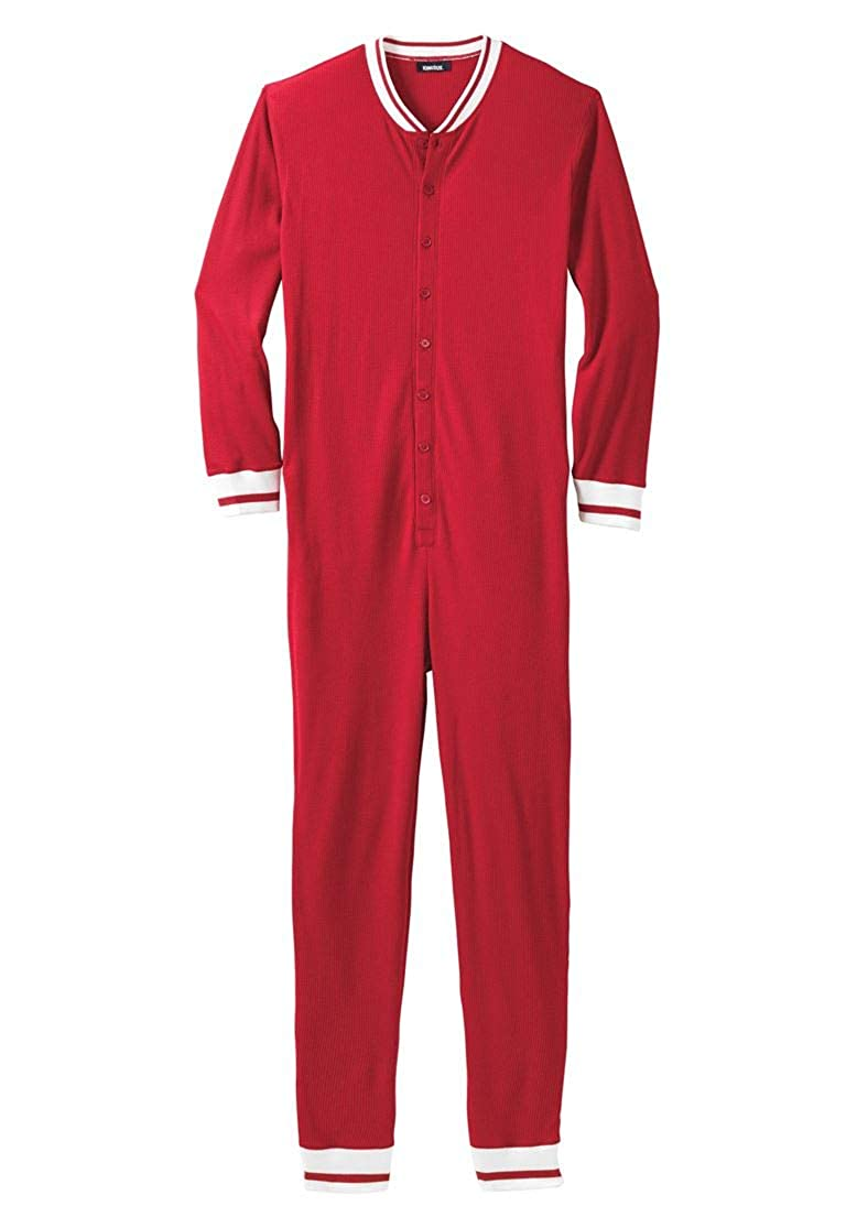 KingSize Men's Big & Tall Holiday Onesie
