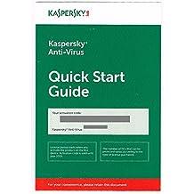 Kaspersky Antivirus 2017 3-User 1Yr (BIL)