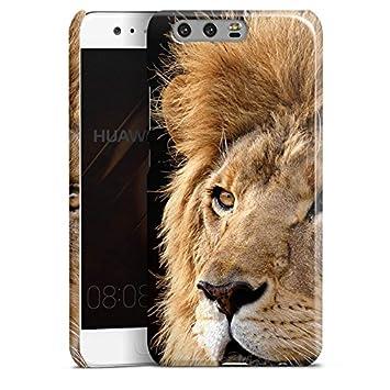 coque huawei p10 lion