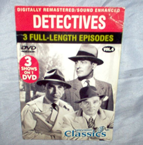 Detectives, Vol. 4 - Store North Mall