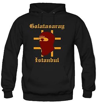 Galatasaray Kapuzenpullover   Fussball   Ultras   Istanbul   Türkei   ACAB    Hooligan (XL