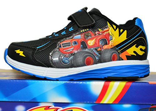 Disney Blaze And The Monster Machines Athletic Shoe