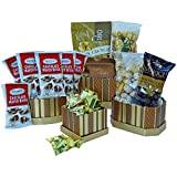 Sweet Appreciation Gift Tower of Treats (Chocolate Option)