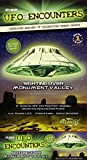 #7: Monument Valley UFO Glow-In-The-Dark 5-Inch Model Kit with Light