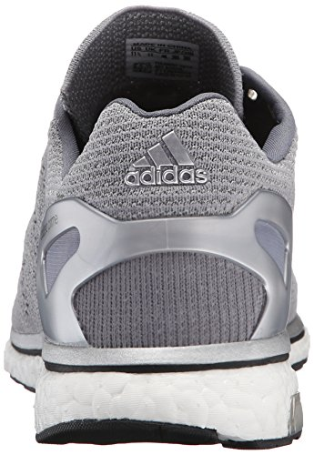 Adizero white Mid Grey Adidas Shoe silver Running Prime Performance Ltd 5wY6Zq